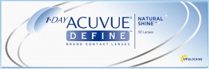 1·DAY ACUVUE® 2 DEFINE™