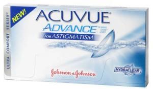 ACUVUE® ADVANCE® para Astigmatismo