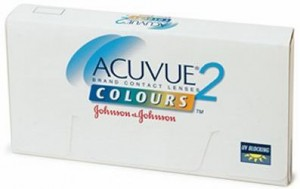 ACUVUE® 2 COLOURS™